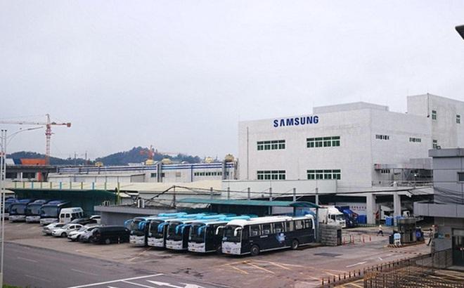 """Đóng cửa nhà máy ở Trung Quốc, Samsung để lại """"thành phố ma"""""""