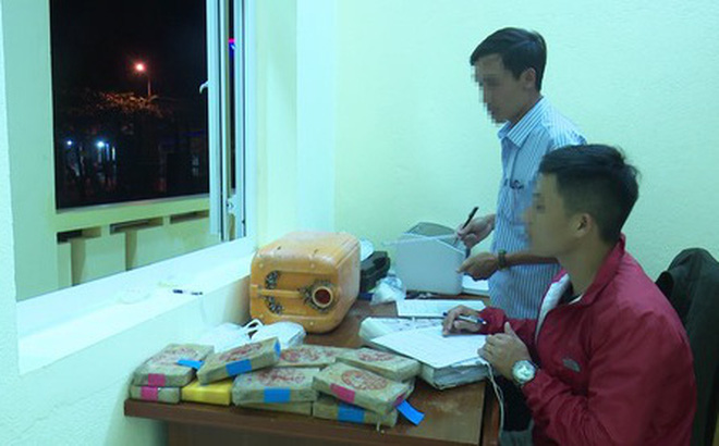 Khởi tố vụ án 25 bánh heroin trôi vào bờ biển ở Quảng Nam