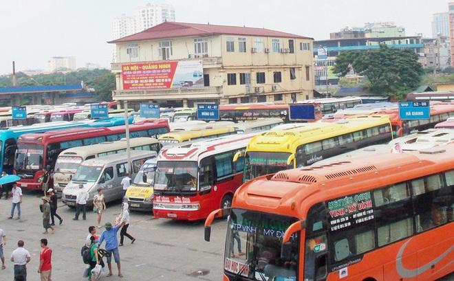 Dịp Tết, Hà Nội tăng cường 1.300 xe khách cho tuyến nào?
