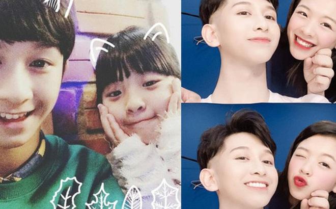 Đỗ Hoàng Dương và con gái NSƯT Chiều Xuân khoe ảnh ngày xưa ơi: Dậy thì thành hot girl, hot boy hết cả rồi!