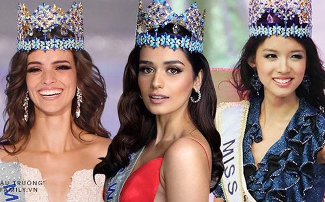 Nhìn lại nhan sắc của các người đẹp đăng quang Hoa hậu Thế giới trong những năm gần đây: Nổi bật nhất phải nói tới mỹ nhân đến từ Trung Quốc này