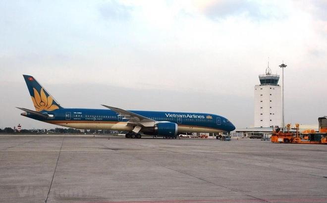 Máy bay Vietnam Airlines hạ cánh khẩn ở Ấn Độ để cấp cứu hành khách