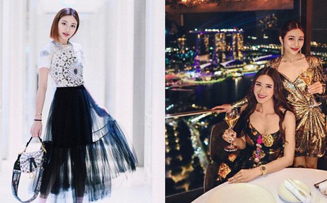 """Con gái của """"bà hoàng"""" Hermes Jamie Chua: Tí tuổi đã mặc đồ hàng hiệu khắp người, mạnh dạn đầu tư kinh doanh thương hiệu phụ kiện riêng"""