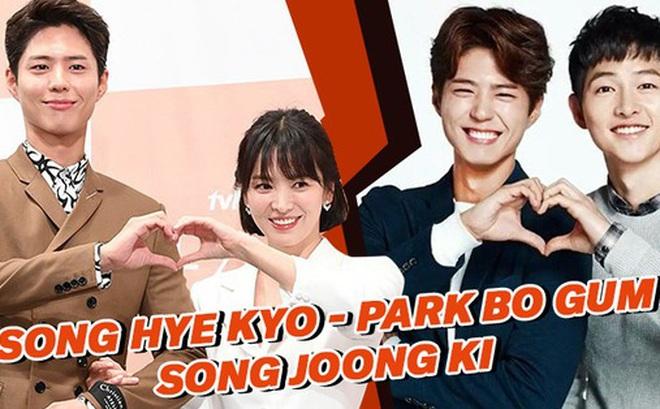 """Song Hye Kyo - Park Bo Gum: Từ """"chị dâu hờ"""" đến tin đồn tình ái dù chênh lệch 12 tuổi khiến cả showbiz chấn động"""