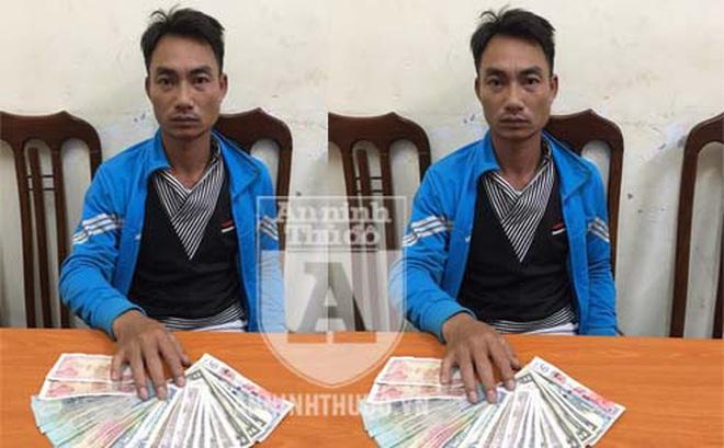 Trộm cắp ví tiền, biết không thoát lái xe taxi ra đầu thú
