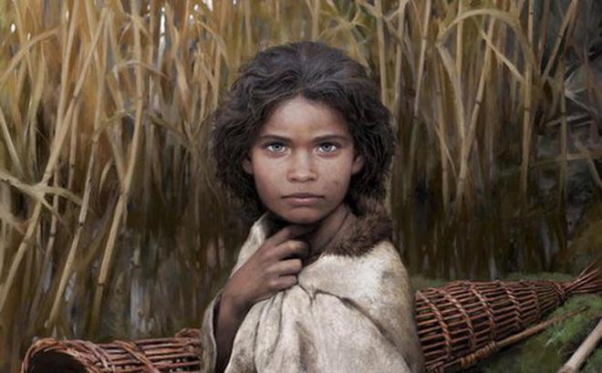 Nhan sắc khác thường về người phụ nữ sống cách đây 5.700 năm