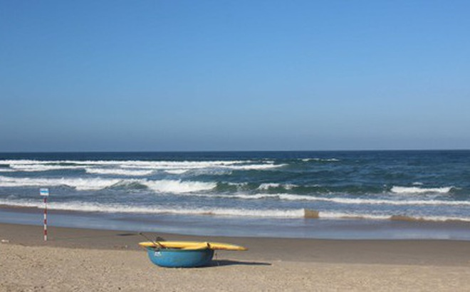 Quảng Nam: Đã tìm thấy thi thể du khách người Anh mất tích trong lúc tắm biển