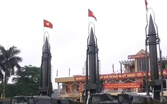 [ẢNH] Tên lửa đạn đạo Scud mạnh nhất Đông Nam Á