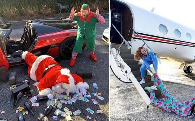 Hội rich kid đua nhau khoe ảnh Giáng sinh xa xỉ với phi cơ riêng, siêu xe bạc tỉ... khiến ai cũng phải 'lác mắt' vì độ giàu có