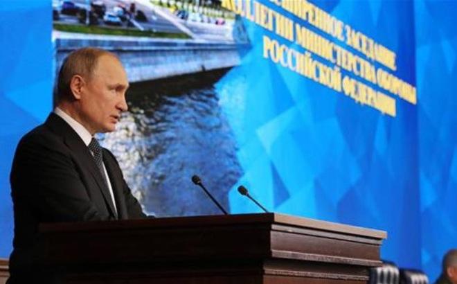 Nga sẽ theo dõi sát việc Mỹ bố trí tên lửa trên thế giới