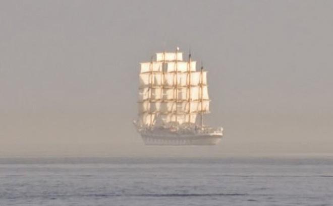 """Giải mã bí ẩn hiện tượng """"con tàu ma"""" kỳ bí nhất thế giới"""