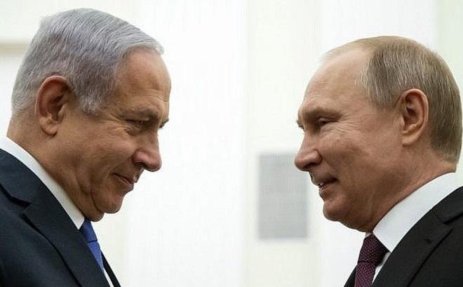 TT Putin tiết lộ lý do cản trở các cuộc đụng độ quân sự giữa Nga và Israel tại Syria
