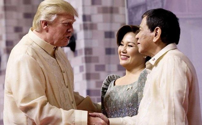 Tổng thống Philippines chính thức từ chối lời mời thăm Mỹ của Tổng thống Trump