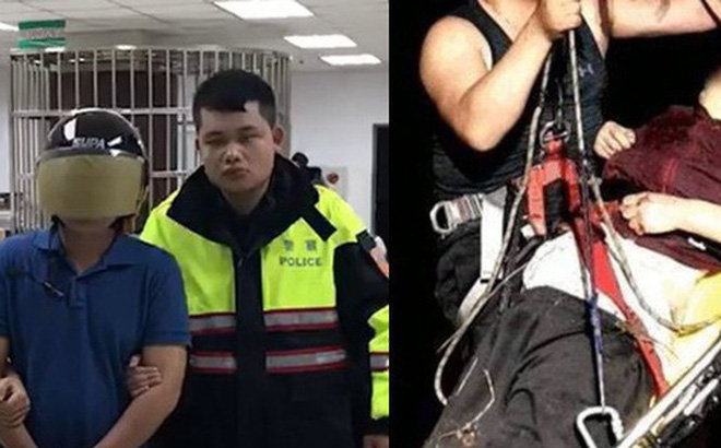 Một công nhân Việt Nam bị bắt giữ tại Đài Loan với cáo buộc cố gắng giết người, ném cụ bà 79 tuổi xuống cầu sau khi gây ra vụ tai nạn xe