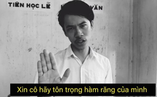 Một trường THCS ở Thái Nguyên mang hiện tượng '1977 vlog' vào đề thi môn... Hóa học gây tranh cãi