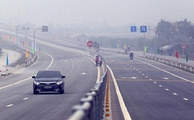 Thu phí không dừng toàn tuyến cao tốc Pháp Vân - Ninh Bình