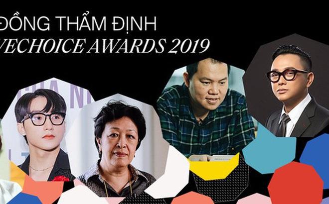NTK Công Trí và Sơn Tùng M-TP lần đầu đảm nhận vị trí Hội đồng thẩm định WeChoice Awards