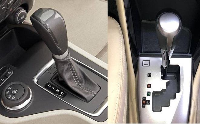 Nên chọn ô tô có cần số thẳng hàng hay zig-zag?