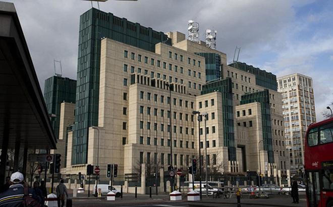 Tài liệu nhạy cảm của cơ quan tình báo Anh MI6 'bốc hơi'