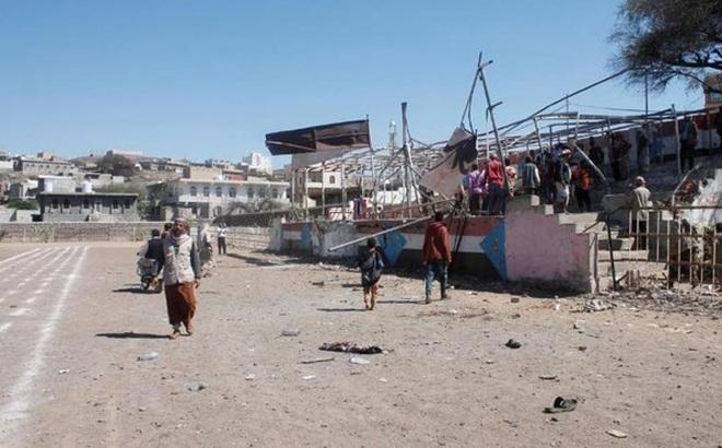 Yemen: Nổ tại một cuộc diễu binh gây nhiều thương vong