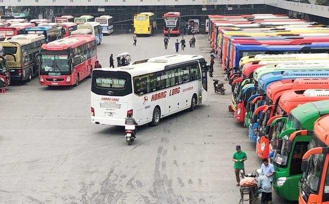 Một số nhà xe khách đường dài tăng đến 60% giá cước dịp Tết