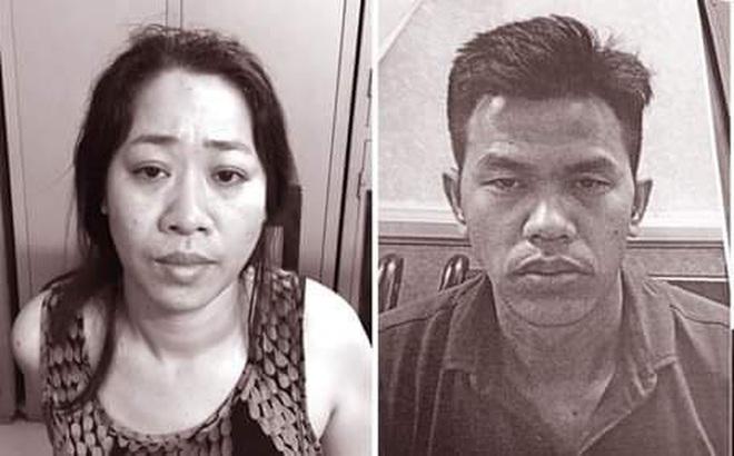 """Cặp vợ chồng 'hờ' đầy mình tiền án, buôn hơn 10 kg ma túy """"đá"""""""