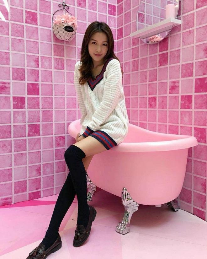 Nhan sắc xinh đẹp của Á hậu Hong Kong khiến tỷ phú hơn 26 tuổi say đắm, chung thủy suốt nhiều năm - Ảnh 12.