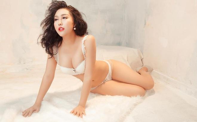 """Hình ảnh """"không thể nóng hơn"""" của Phi Thanh Vân"""