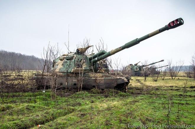 [ẢNH] Nga nâng cấp hỏa thần 2S19M2 với tầm bắn 40km - Ảnh 11.