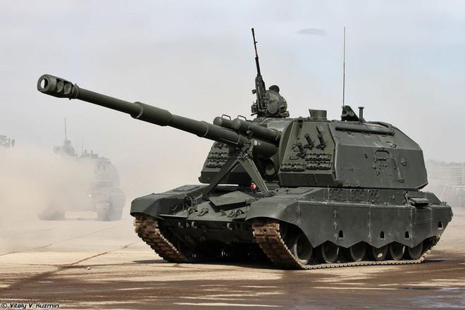 [ẢNH] Nga nâng cấp hỏa thần 2S19M2 với tầm bắn 40km - Ảnh 12.
