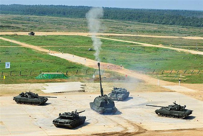 [ẢNH] Nga nâng cấp hỏa thần 2S19M2 với tầm bắn 40km - Ảnh 13.