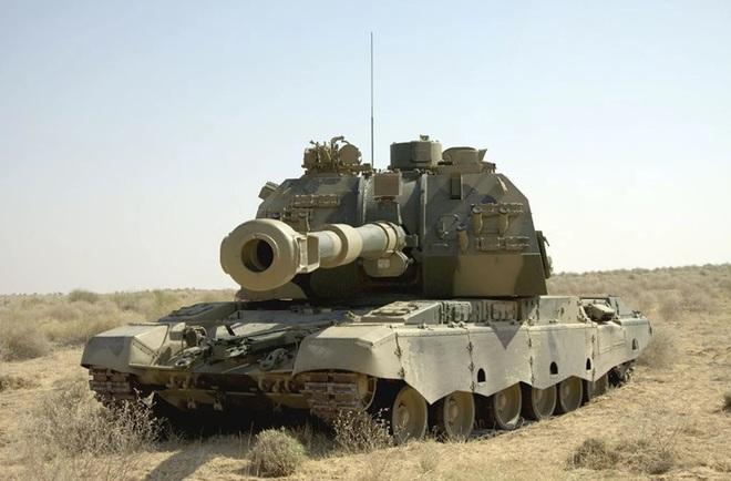 [ẢNH] Nga nâng cấp hỏa thần 2S19M2 với tầm bắn 40km - Ảnh 14.