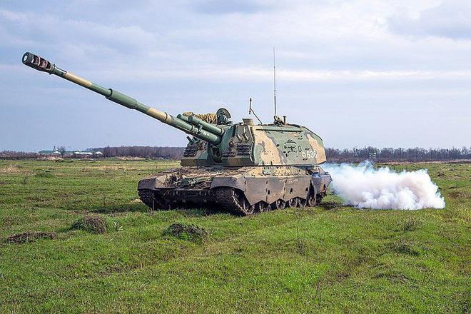 [ẢNH] Nga nâng cấp hỏa thần 2S19M2 với tầm bắn 40km - Ảnh 15.
