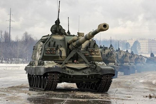 [ẢNH] Nga nâng cấp hỏa thần 2S19M2 với tầm bắn 40km - Ảnh 17.