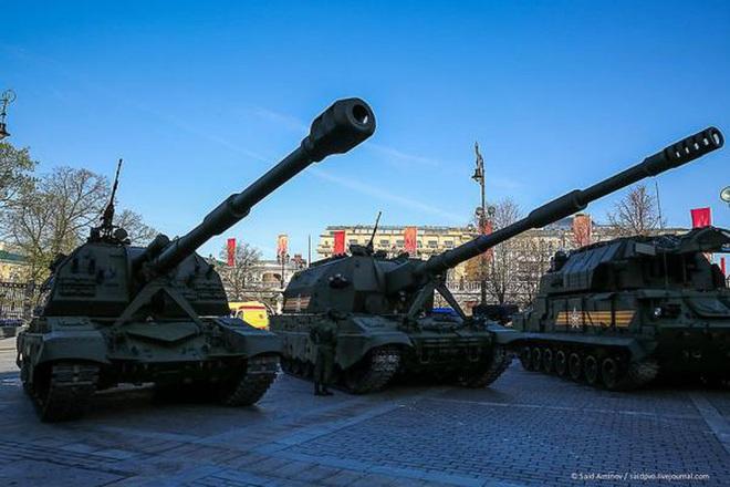 [ẢNH] Nga nâng cấp hỏa thần 2S19M2 với tầm bắn 40km - Ảnh 18.