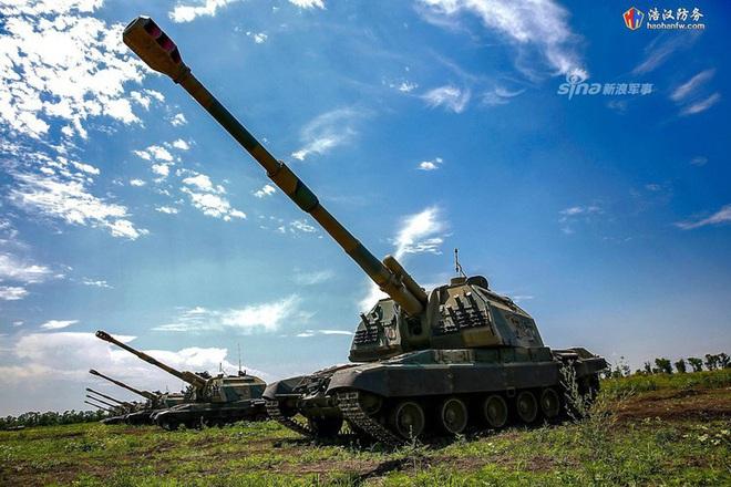 [ẢNH] Nga nâng cấp hỏa thần 2S19M2 với tầm bắn 40km - Ảnh 4.