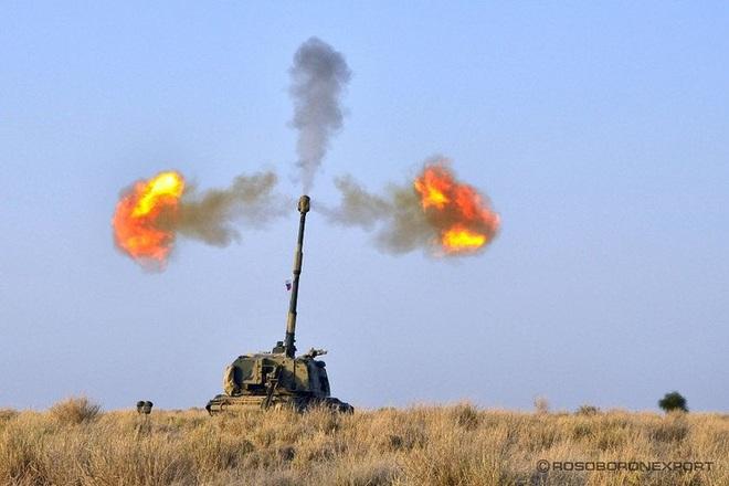 [ẢNH] Nga nâng cấp hỏa thần 2S19M2 với tầm bắn 40km - Ảnh 5.