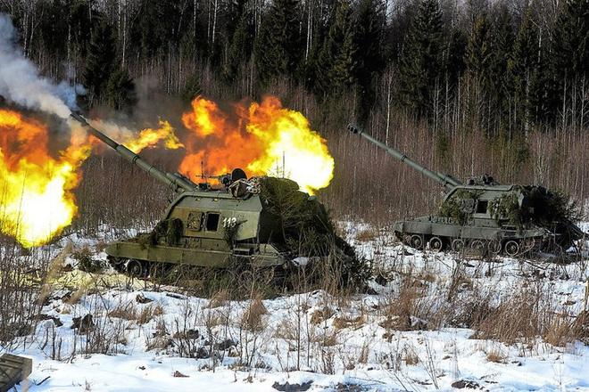 [ẢNH] Nga nâng cấp hỏa thần 2S19M2 với tầm bắn 40km - Ảnh 6.