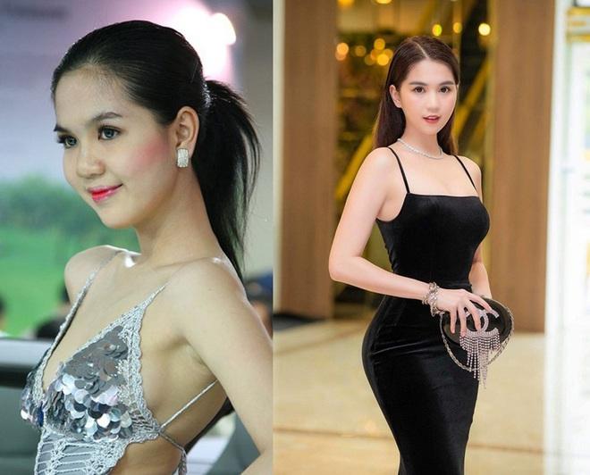 Sao Việt đồng loạt khoe ảnh lột xác ngoạn mục trong 10 năm - Ảnh 8.