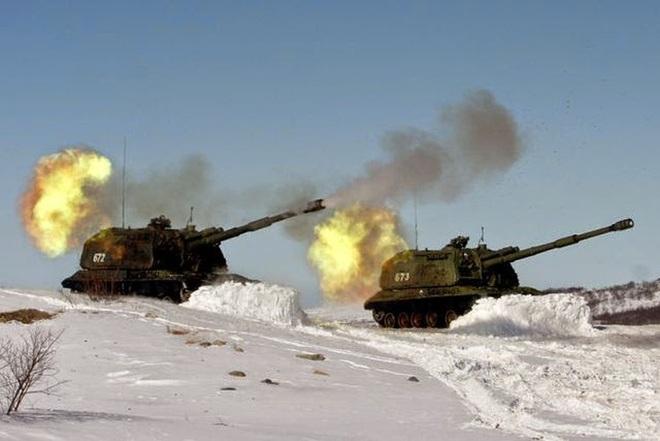 [ẢNH] Nga nâng cấp hỏa thần 2S19M2 với tầm bắn 40km - Ảnh 7.