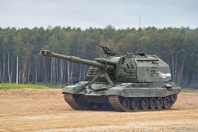 [ẢNH] Nga nâng cấp hỏa thần 2S19M2 với tầm bắn 40km - Ảnh 8.