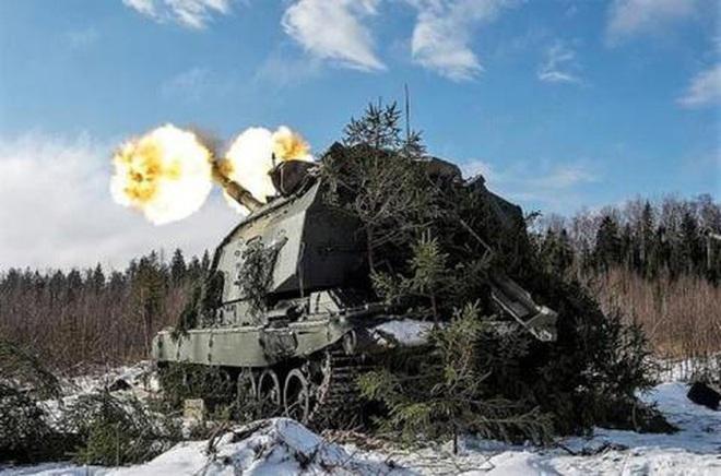 [ẢNH] Nga nâng cấp hỏa thần 2S19M2 với tầm bắn 40km - Ảnh 9.