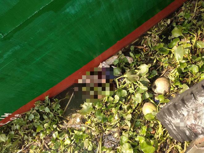 Đi bộ trên bờ sông Sài Gòn, người dân phát hiện thi thể nữ giới đang phân huỷ - Ảnh 1.