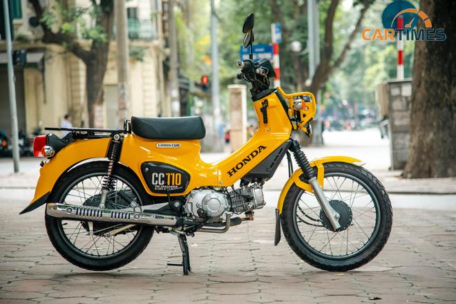 Phát sốt loạt xe Honda Cub vừa độc vừa đắt giá ngang SH tại Việt Nam - Ảnh 2.