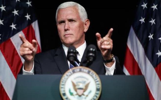 Phó Tổng thống Pence nói Tướng Iran Mỹ vừa giết liên quan tới vụ khủng bố 11/9