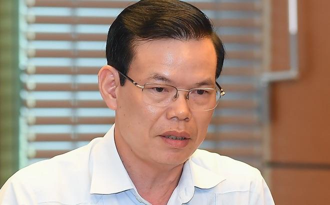 Khiển trách nguyên Bí thư Hà Giang Triệu Tài Vinh liên quan vụ gian lận thi cử