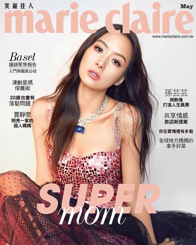 Nữ thừa kế giàu có khét tiếng Đài Loan: Cả cha mẹ đều là tỷ phú, 41 tuổi vẫn quyến rũ khó tin - Ảnh 7.