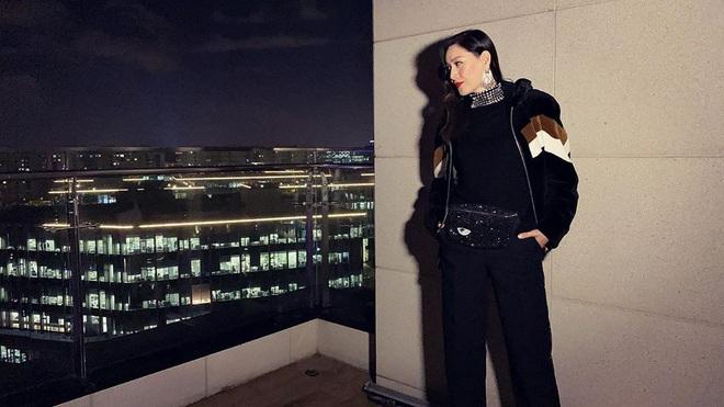 Nhan sắc vợ siêu mẫu nổi tiếng, cao 1m80 được trùm phim xã hội đen yêu chiều, kính nể - Ảnh 15.