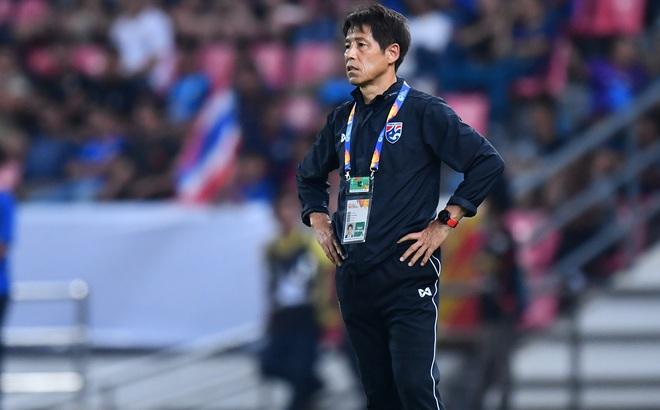 """HLV U23 Thái Lan lo lắng trước viễn cảnh mất """"song sát"""" trong trận đấu quyết định"""
