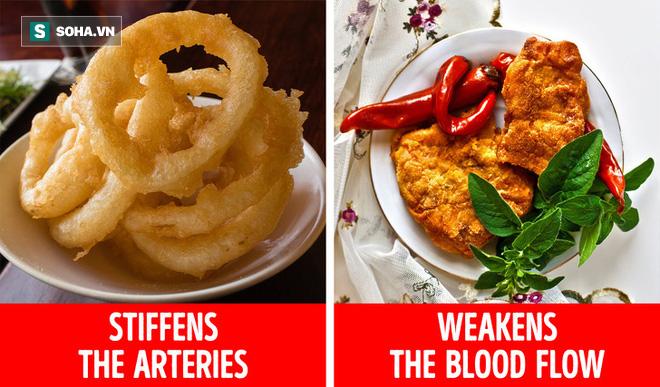 10 loại thực phẩm sẽ đẩy nhanh quá trình lão hóa và khiến bạn trông già hơn: Nên tiết chế - Ảnh 2.
